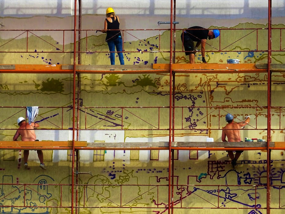 How Inspectors Ensure Safe Scaffoldings